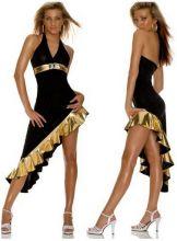 Клубное танцевальное платье Латино