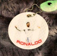 Брелок Фликер светоотражающий Роналдо Реал