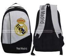Рюкзак молодежный Реал Мадрид Белый