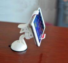 Универсальный многофункциональный держатель телефона на присоске
