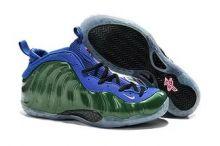 Баскетбольные кроссовки Nike Air Foamposite One Green