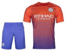 Манчестер Сити форма резервная оранжевая 16-17