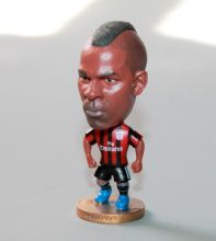 Фигурка футболиста Soccerwe Балотелли (Милан)