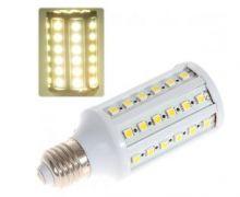 Энергосберегающая 60 LED лампа кукуруза E27 10W