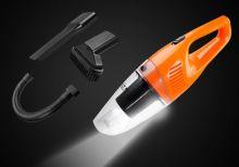 Автомобильный пылесос с подсветкой 120 Вт