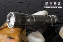 Светодиодный фонарик XPEC84 105 803 с зумом