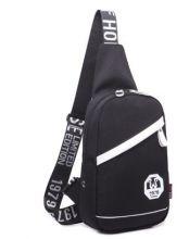 Рюкзак через плечо с одной лямкой