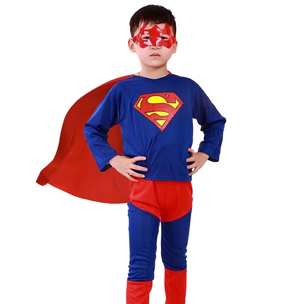 Карнавальный костюм Супермена Детский - photo#23