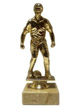 Приз статуэтка футболист