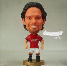 Дейли Блинд - Фигурка футболиста №17 Манчестер Юнайтед