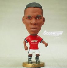Поль Погба - Фигурка футболиста №6 Манчестер Юнайтед
